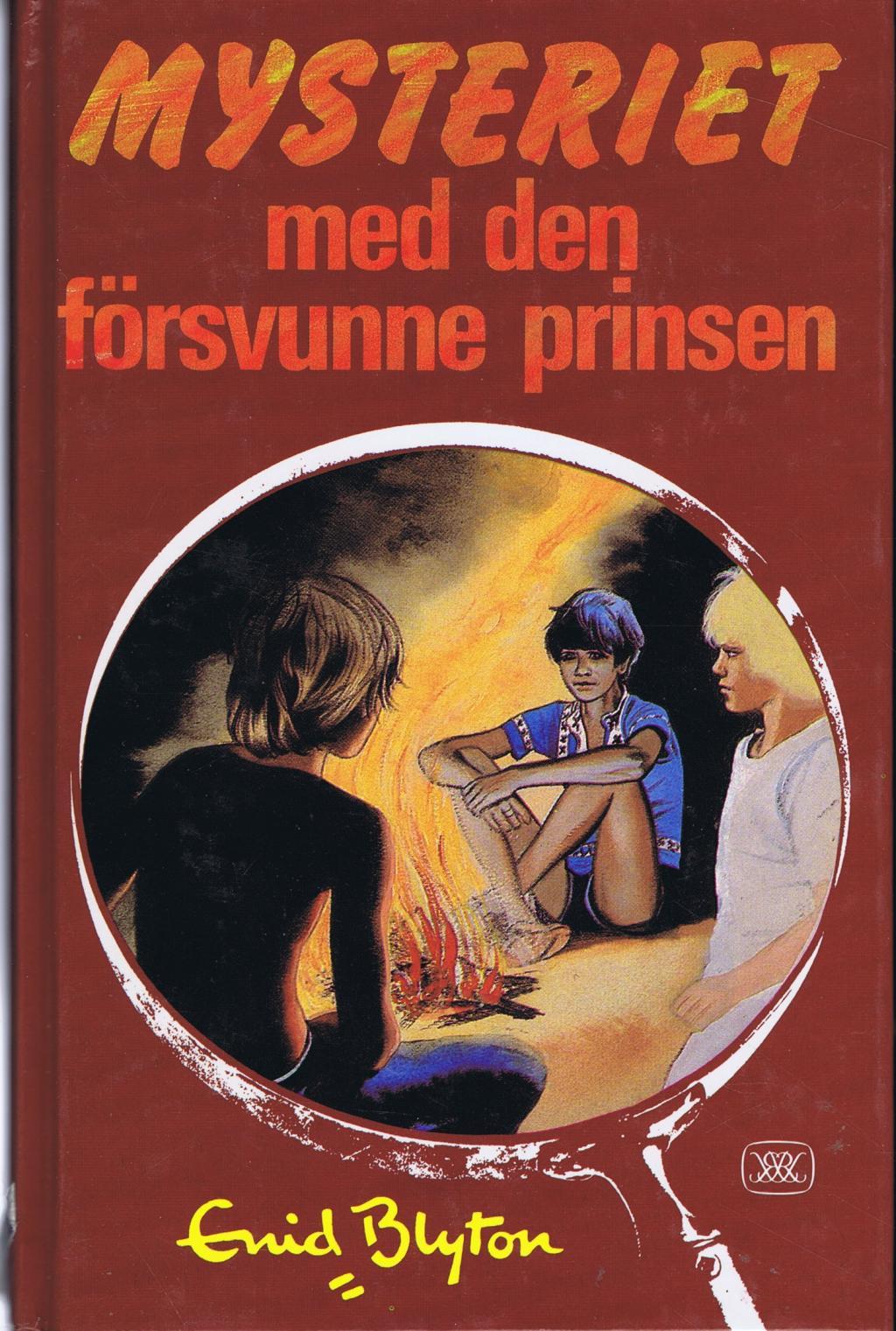 Mysteriet Med Den Frsvunna Prinsen Av Enid Blyton Kartonnage Mystery Of The Vanished Prince