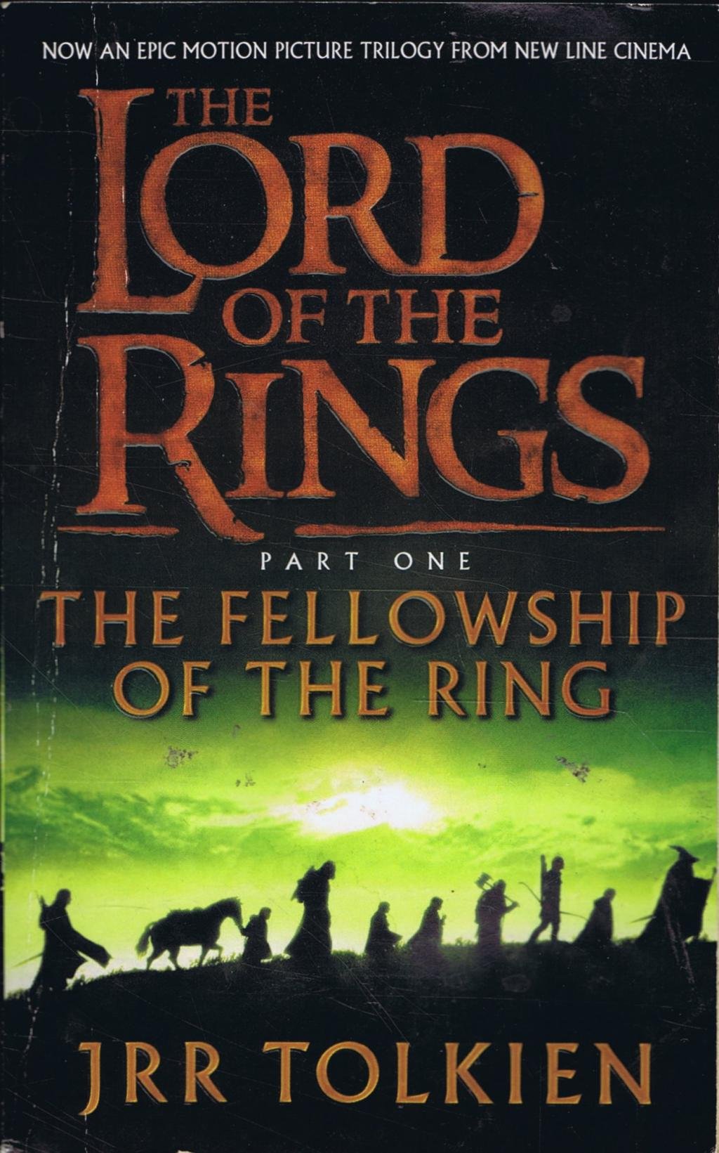 an analysis about power is evil in the fellowship of the ring by jrr tolkien
