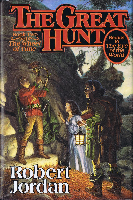 The Great Hunt | Robert Jordan | Macmillan