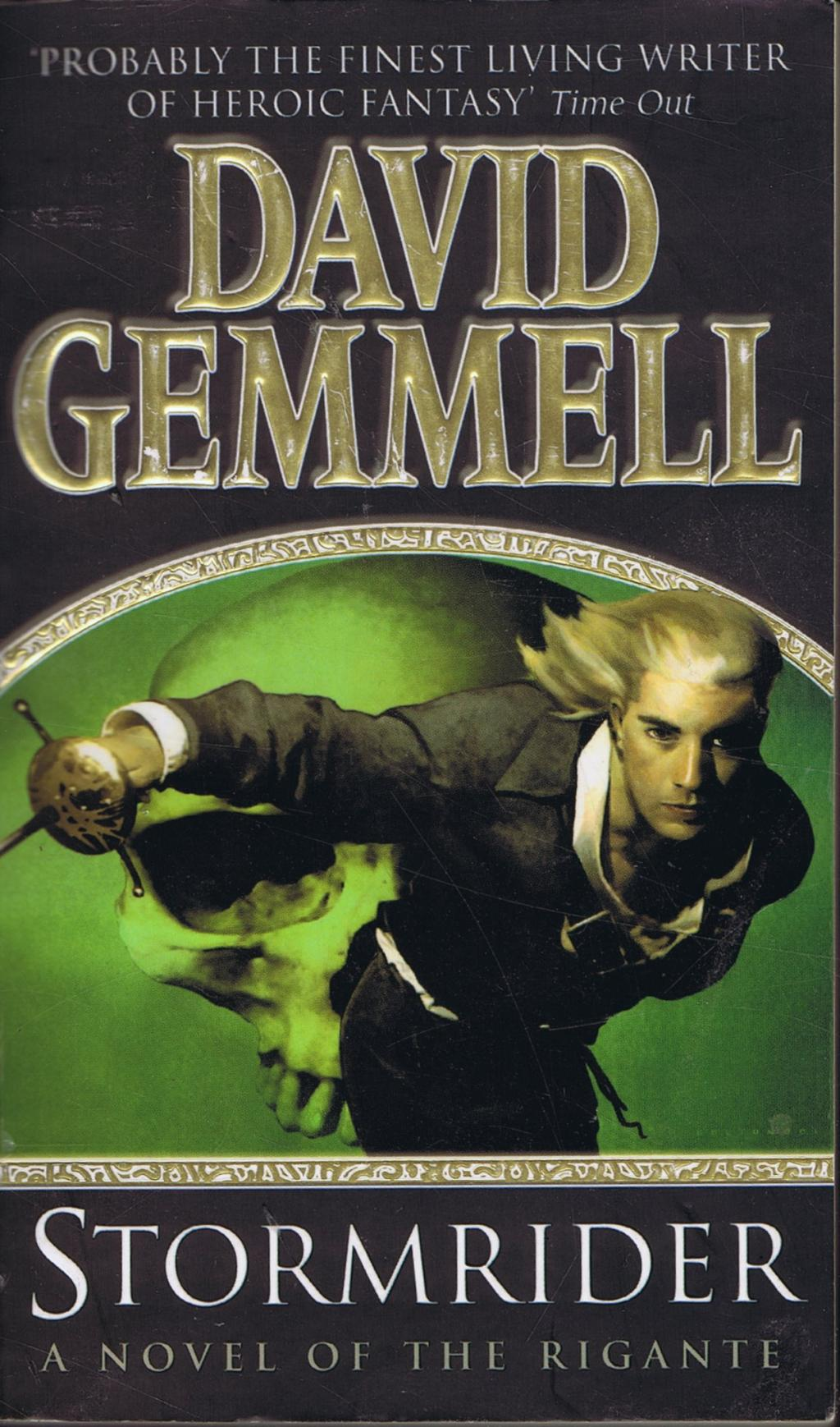 stormrider av david gemmell  pocket