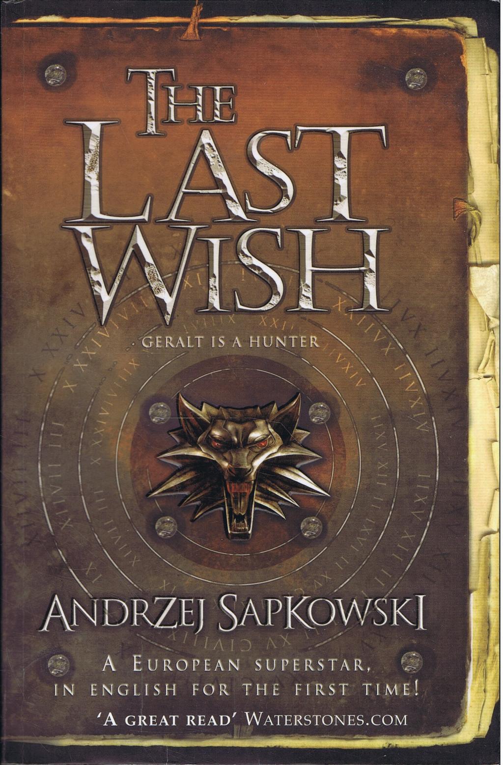 The Last Wish av Andrzej Sapkowski (Häftad (Paperback)) - Fantasyhyllan
