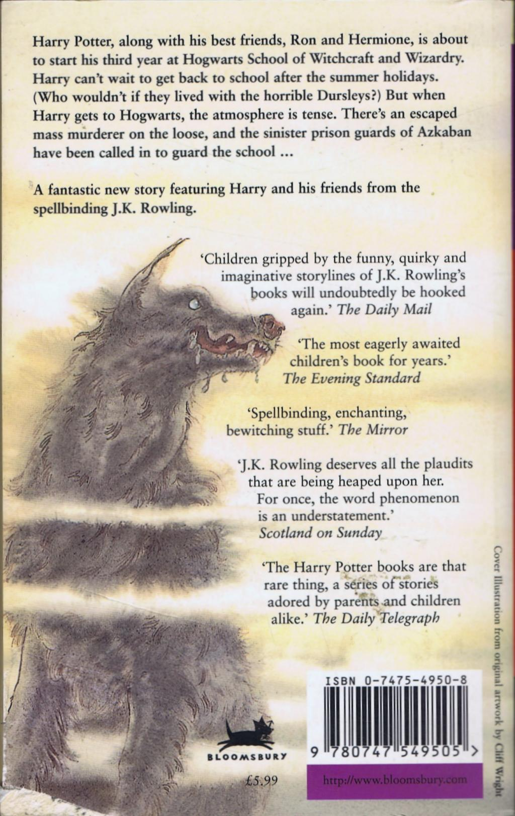harry potter and the prizoner of azkaban pdf