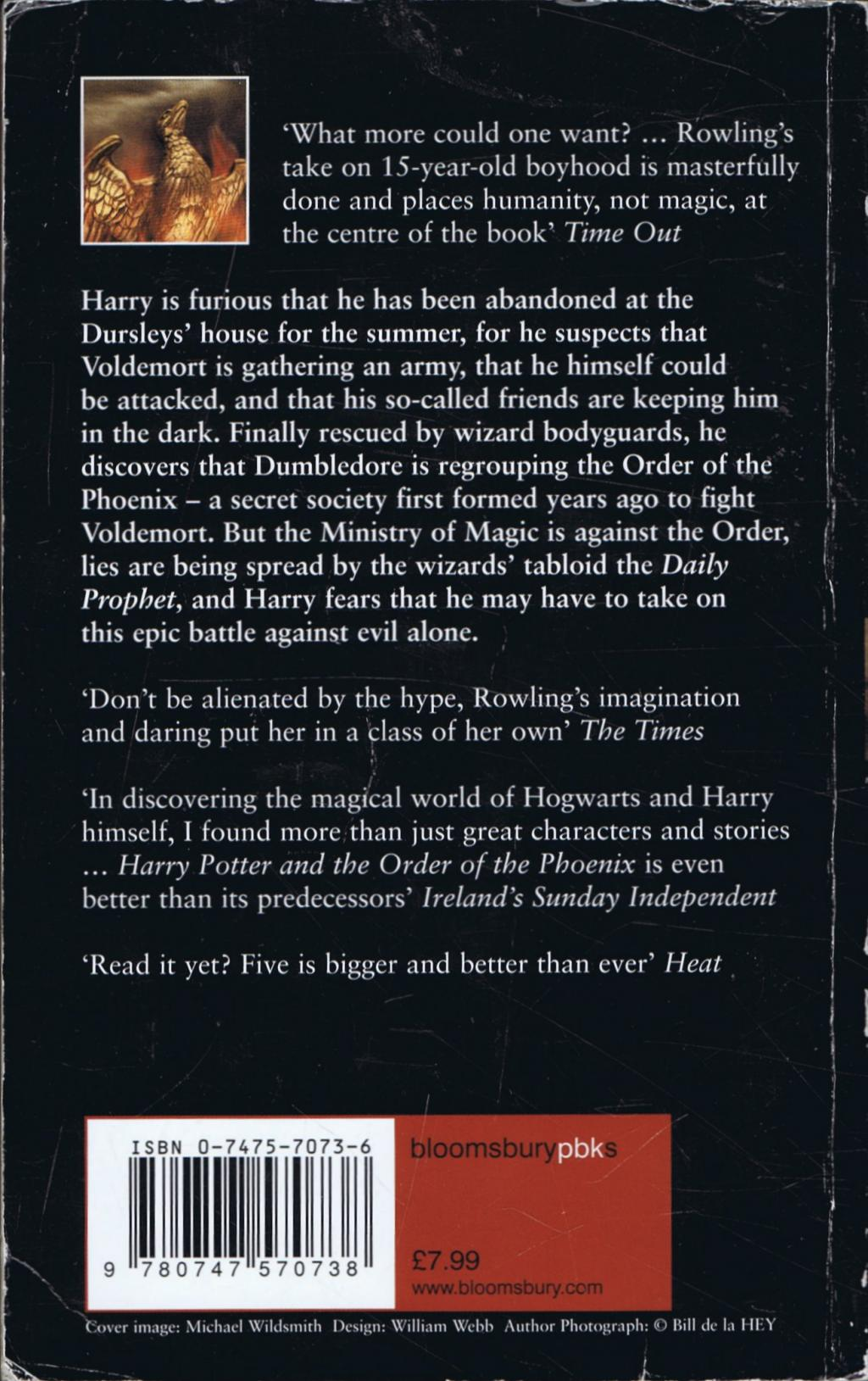audition for harry potter the order of the phenix: