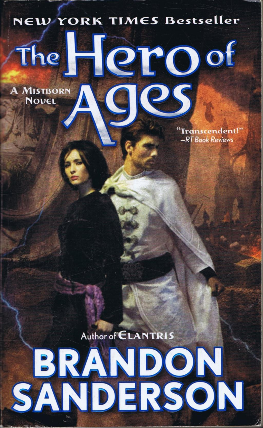 the hero of ages av brandon sanderson  pocket