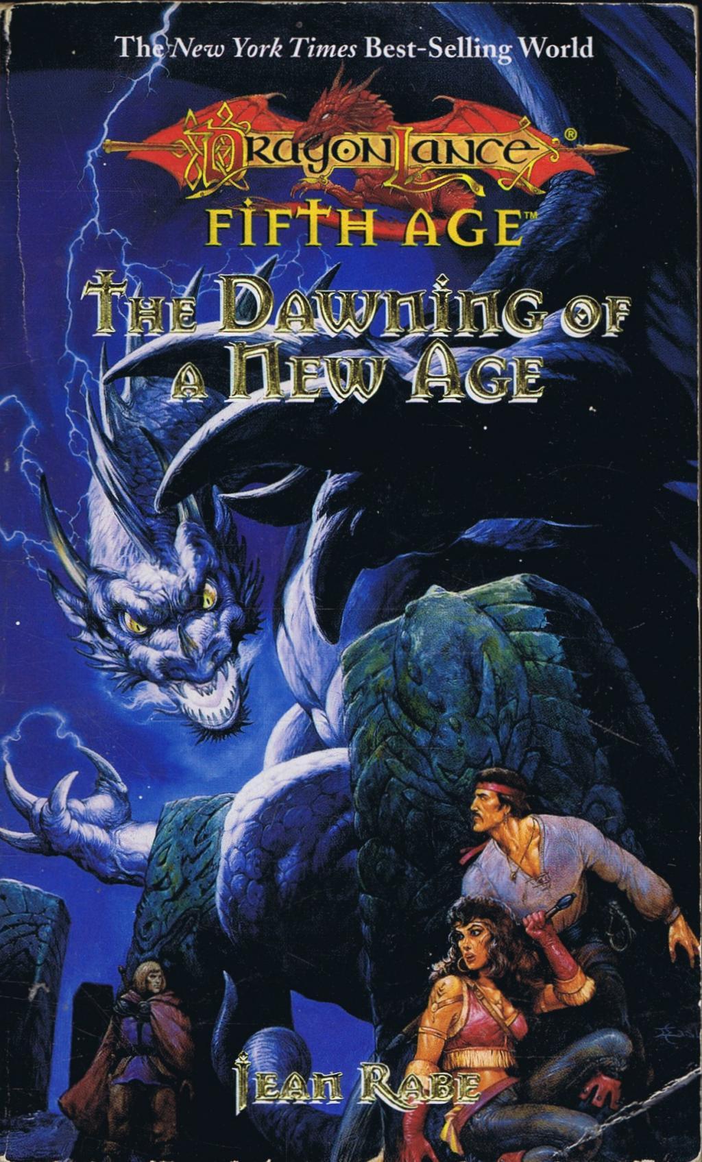 The Dawning Of New Age Av Jean Rabe (Pocket)