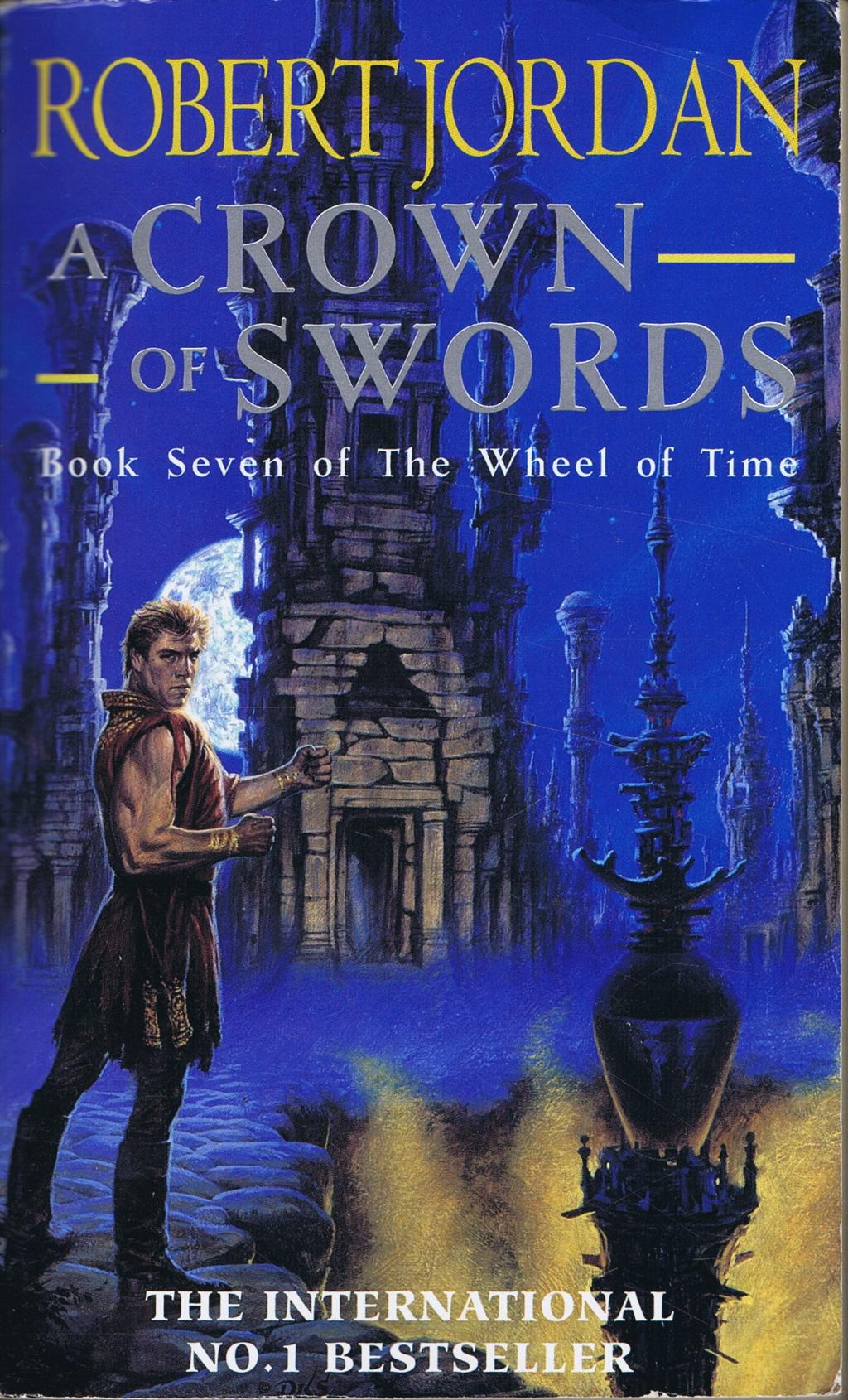 Book review of A Crown Of Swords by Robert Jordan