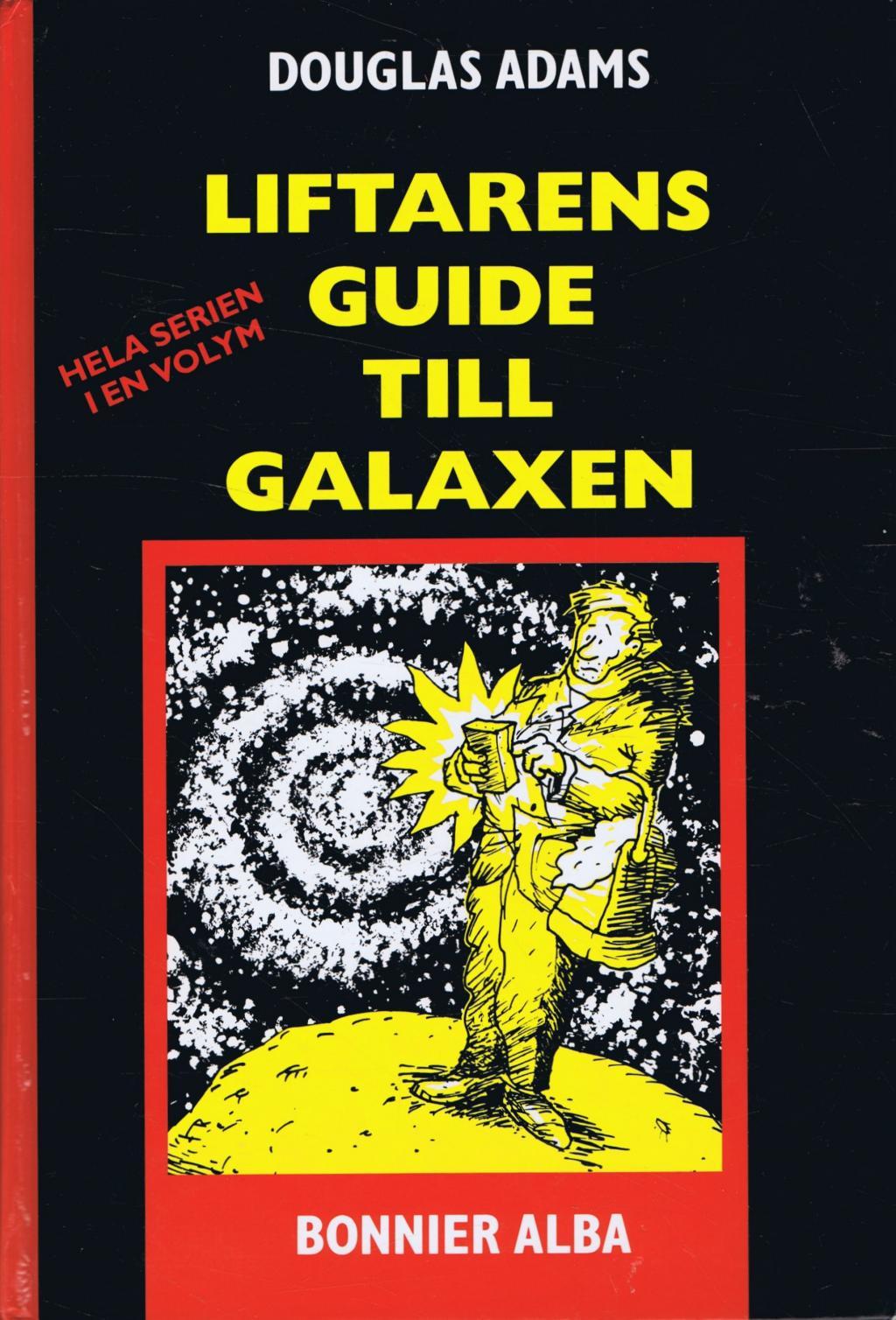 Bildresultat för liftarens guide till galaxen