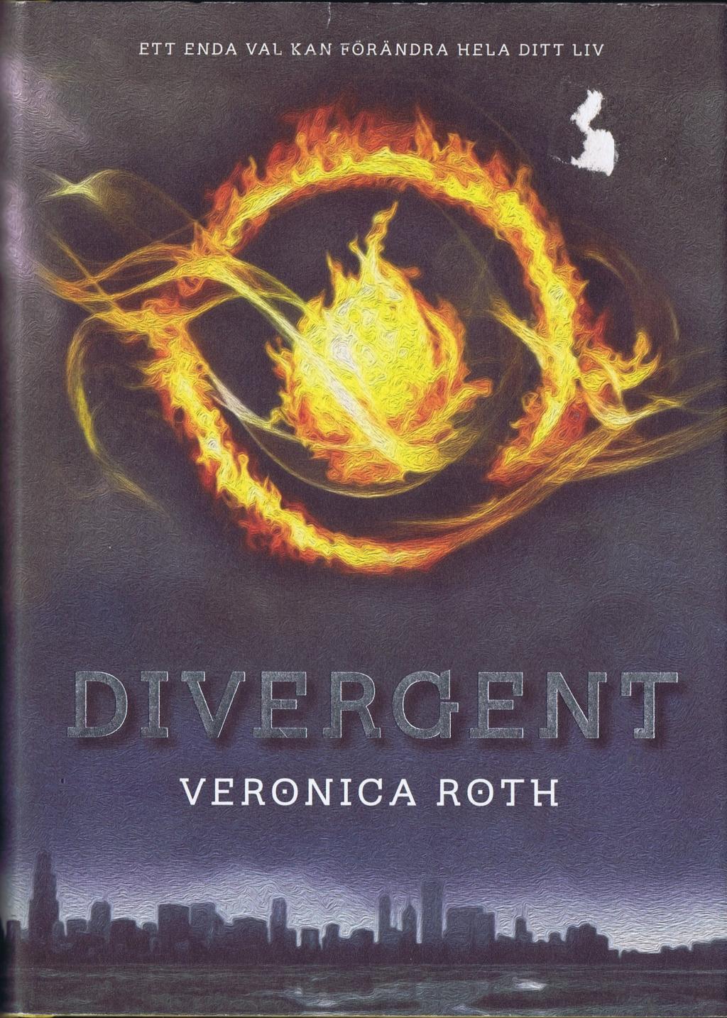 Divergent av Veronica Roth (Inbunden) - Fantasyhyllan