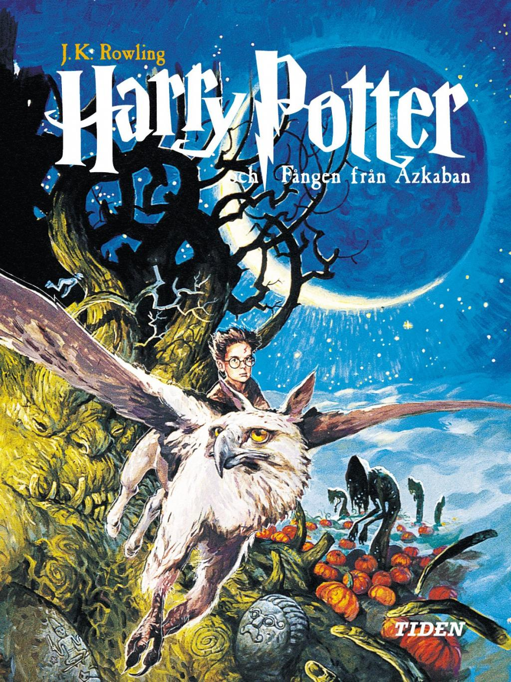harry potter bok